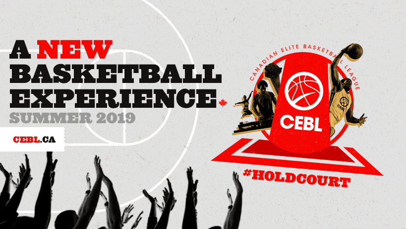 CEBL Announces Teams for 2019 Inaugural Season