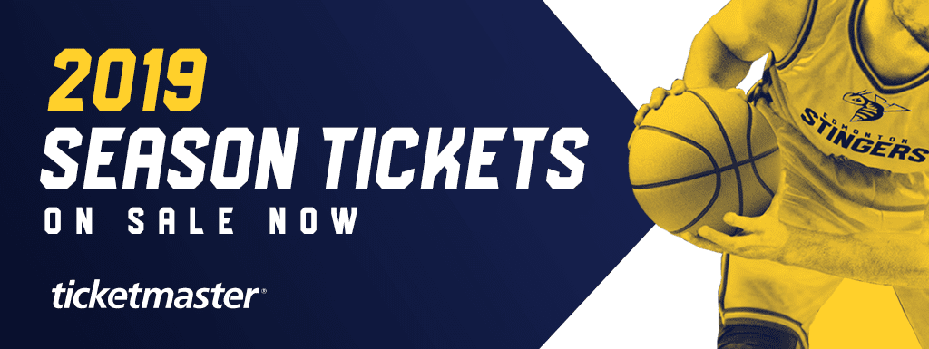 Edmonton Stingers Season Tickets On Sale Now